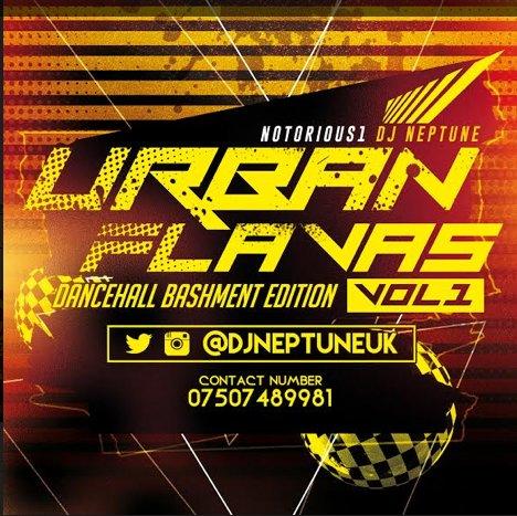 DJ MIX: Dj Neptune Uk - Urban Flavaz (Dancehall Bashment Edition