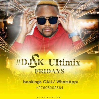 DJ MIX: DJ SK - Ultimix Fridays 2019 - ConfirmGist com ng